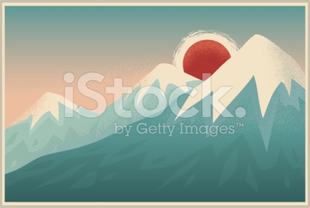 stock-illustration-7993411-art-deco-mountains